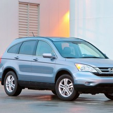 2010 Honda CR-V Facelift  11