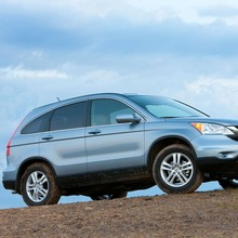 2010 Honda CR-V Facelift  12