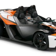 2011 KTM X-Bow R 08