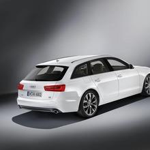 2012 Audi A6 Avant 15