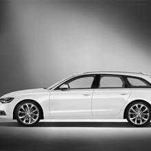 2012 Audi A6 Avant 16