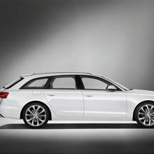 2012 Audi A6 Avant 17