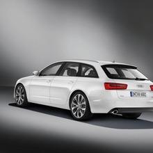 2012 Audi A6 Avant 18