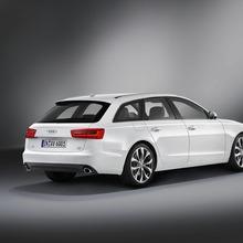 2012 Audi A6 Avant 22