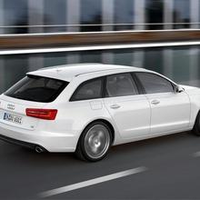 2012 Audi A6 Avant 25