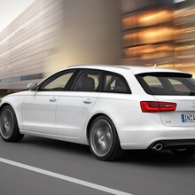 2012 Audi A6 Avant 29