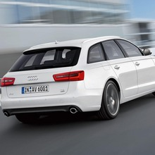 2012 Audi A6 Avant 33