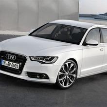 2012 Audi A6 Avant 34