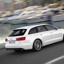 2012 Audi A6 Avant 35
