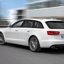 2012 Audi A6 Avant 36