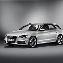 2012 Audi A6 Avant 55