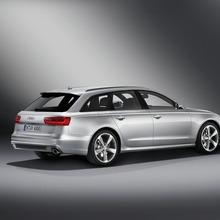 2012 Audi A6 Avant 56