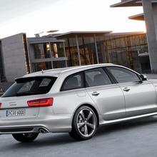 2012 Audi A6 Avant 61