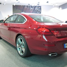 2012 BMW 6 Series Coupe 02