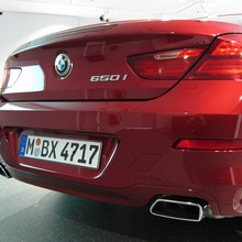 2012 BMW 6 Series Coupe 10