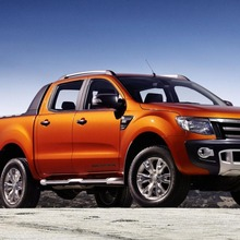 2012 Ford Ranger Wildtrak 01