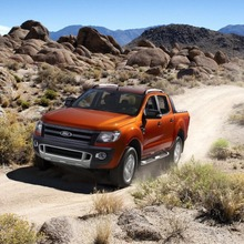 2012 Ford Ranger Wildtrak 10