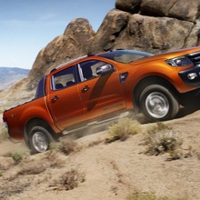 2012 Ford Ranger Wildtrak 12