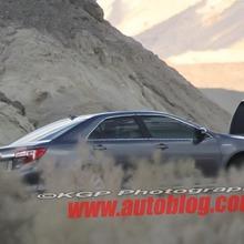 2012-Toyota-Camry-Hybrid-Spy-Shots-07