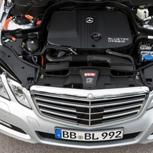 E-Klasse BlueEfficiency (W212) 2010
