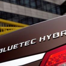 E-Klasse, E 300 BlueTEC HYBRID (W 212) 2011