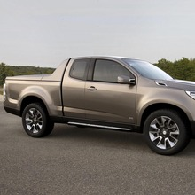 Chevrolet Colorado concept 03