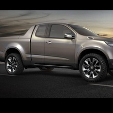 Chevrolet Colorado concept 11