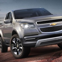 Chevrolet Colorado concept 12