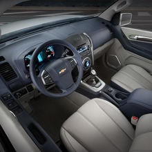 Chevrolet-TrailBlazer-Interior