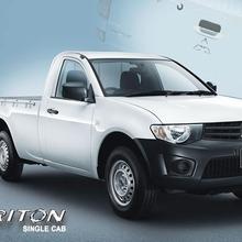 Mitsubishi Triton Double Cab Plus CNG 09