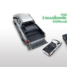 Mitsubishi Triton Double Cab Plus CNG 10